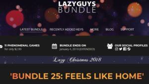 websites like humble bundle