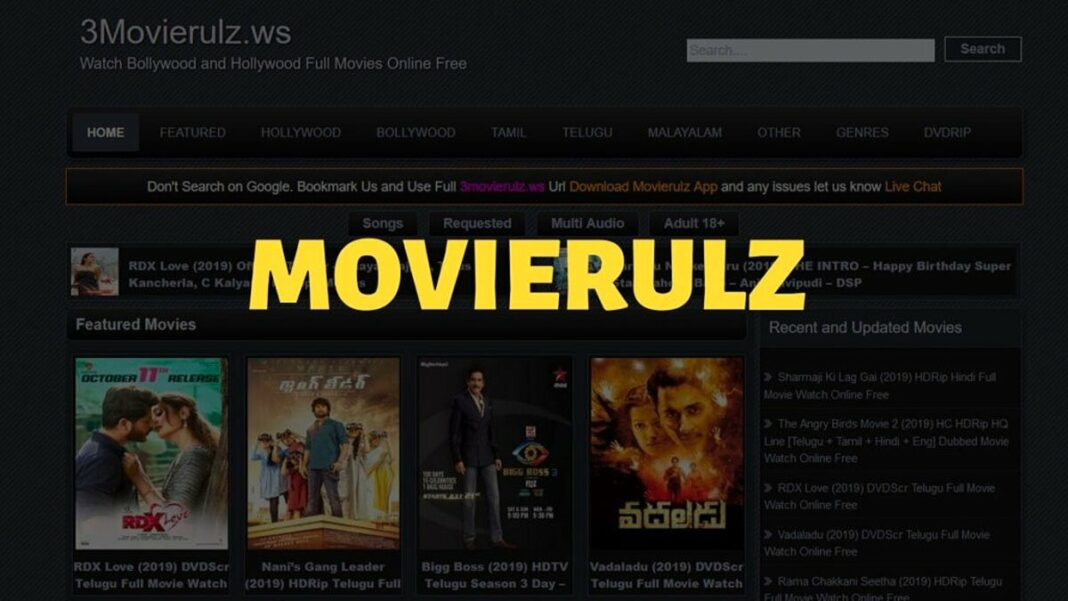 Movierulz Alternatives