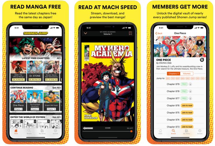 Best Manga Apps