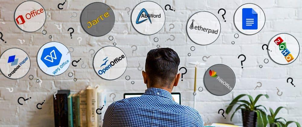 best Microsoft word alternatives