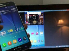 Screen Mirror Samsung Galaxy to Windows