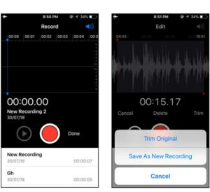 voice recorder apps