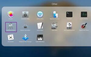 view saved wifi passwords mac