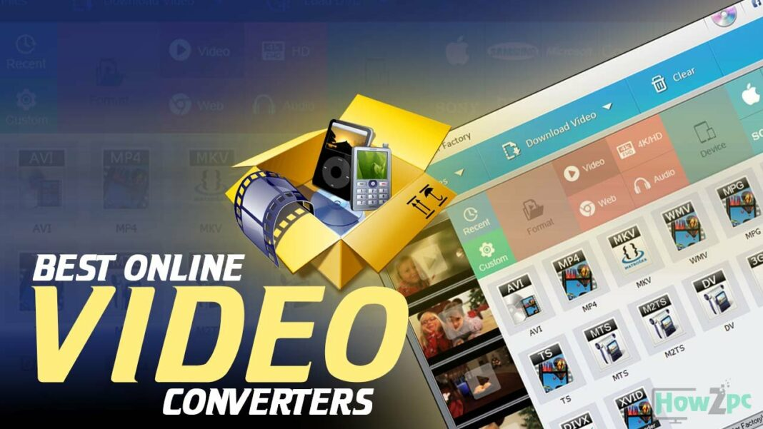 best online video converter