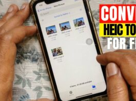 convert heic images to png iphone