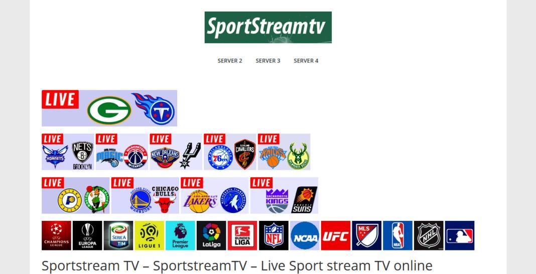 sportstream.tv alternative
