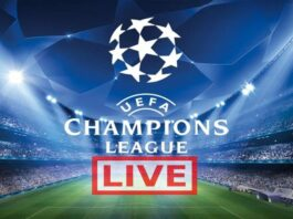 uefa champions league live streaming