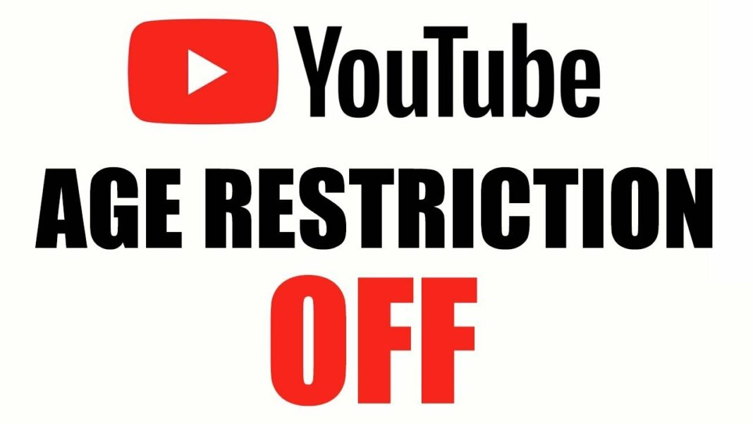 bypass youtube age