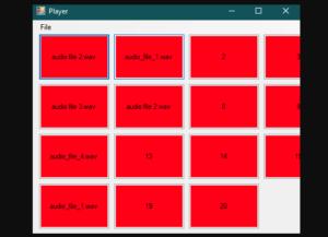 Silica Interactive Soundboard
