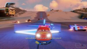 Cars and trucks 3: Driven to Win