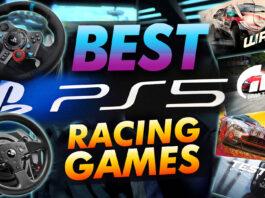 PS5 racing games 2021