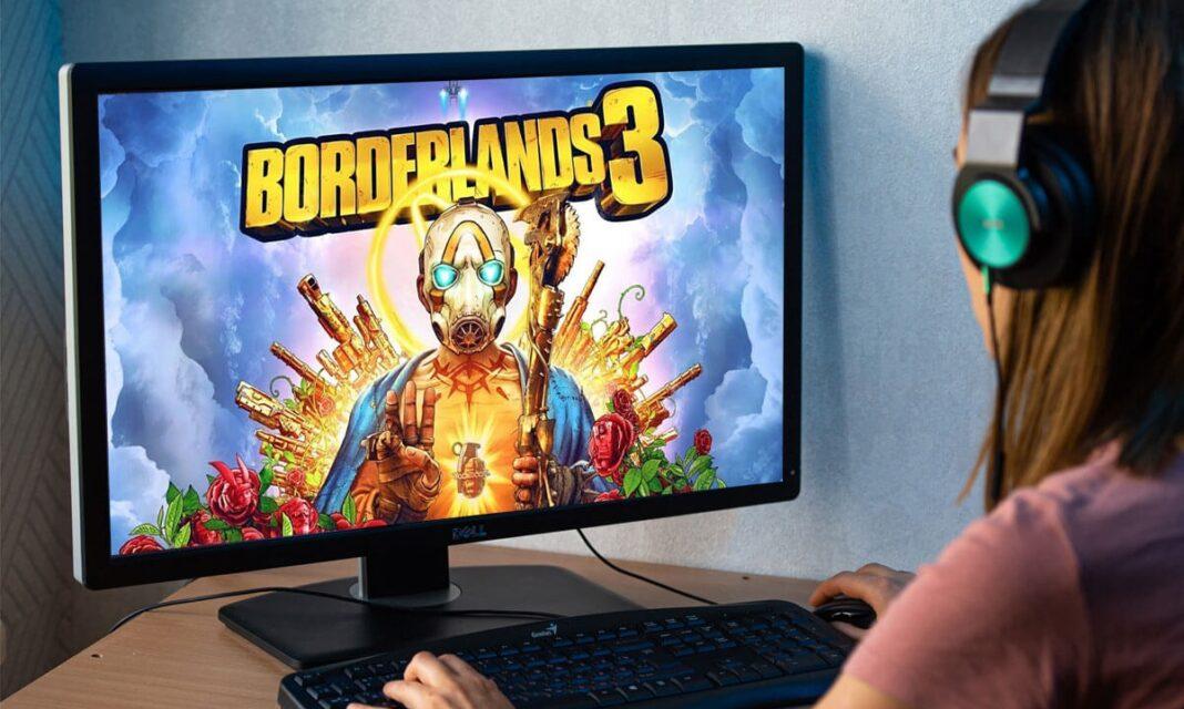 Borderlands 3 not launching on Steam
