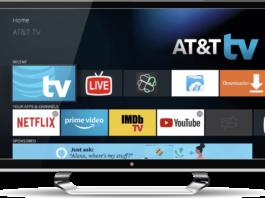 DirecTV app for smart TV LG