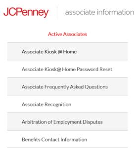jcp com associate kiosk