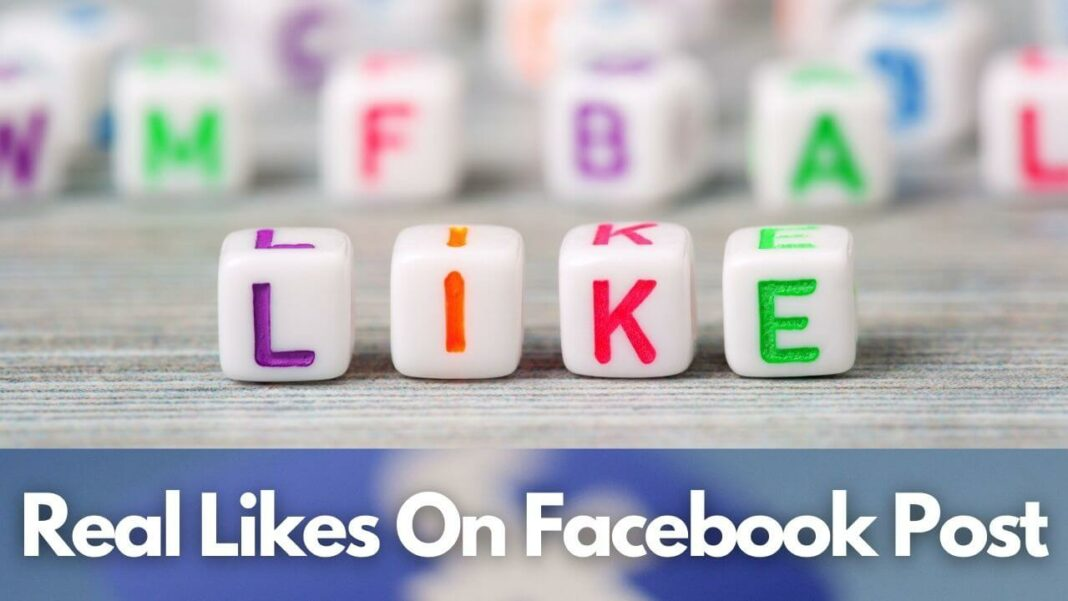 How to get more likes on Facebook posts