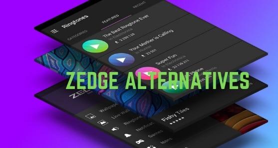 app like zedge