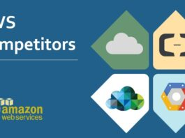 amazon web services competitors