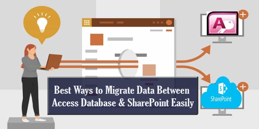 moving access database to sharepoint