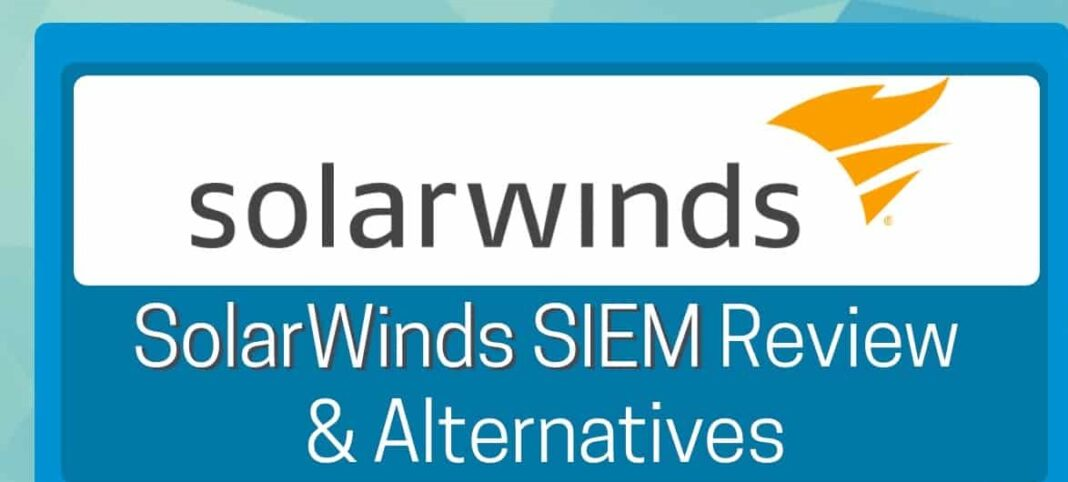 solarwinds alternatives